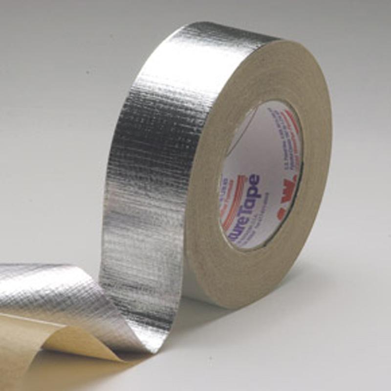 Sheet Metal Tape : Venture reinforced aluminum tape cw mmx m