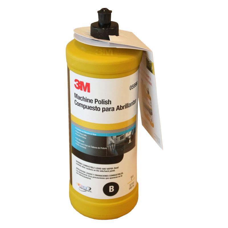 3M Foam Polishing Pad Glaze, 05996 (6 per carton)