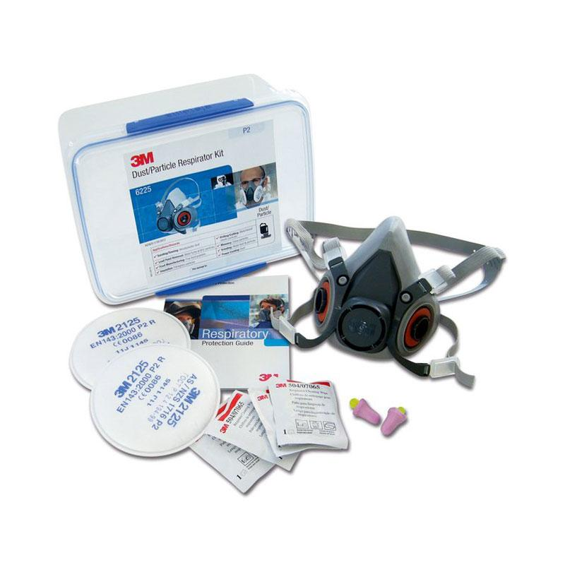 Protect yourself against Silica with 3M respirators!