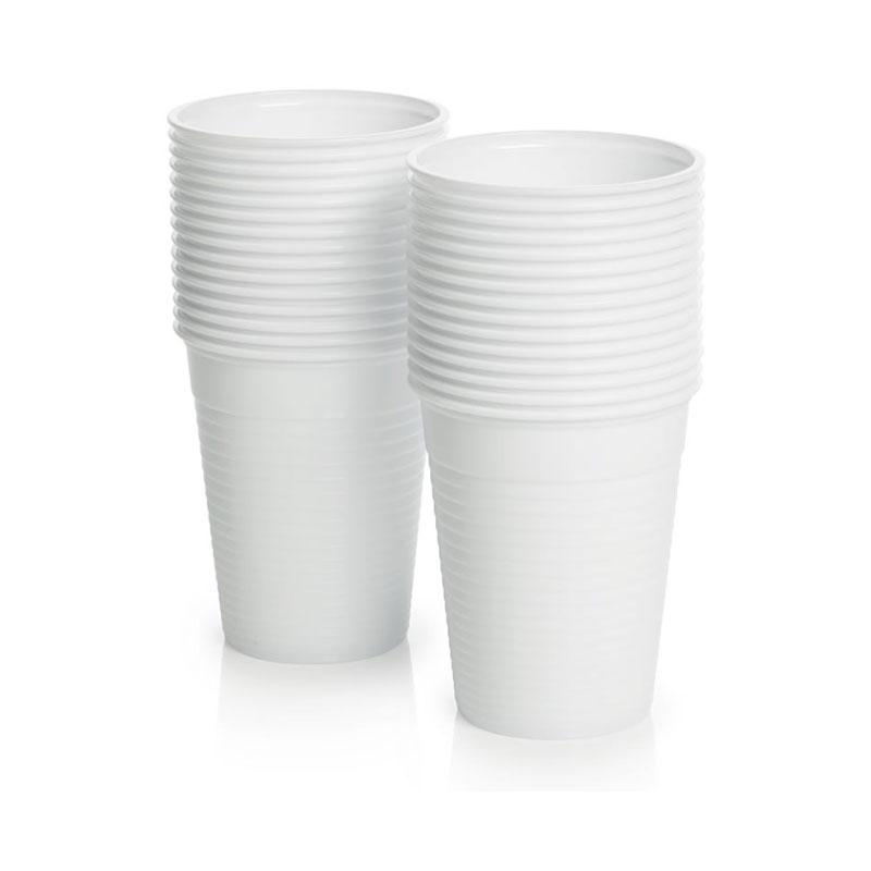 Cups Coffee/Water 6OZ 185ml WHITE 1000 per carton