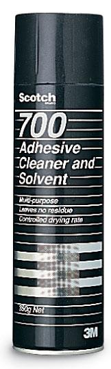 3M Scotch Adhesive Cleaner and Solvent 700 350g