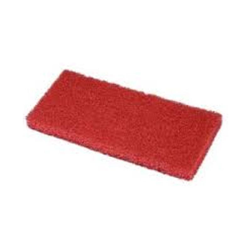 3M Doodlebug 8243 Pads RED 118mmx254mm 20 per ctn