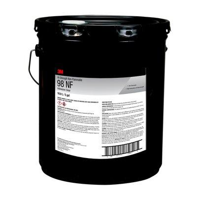 3M Scotch-Weld Hi-Strength Non-Flammable 98NF Clear 4.7kg
