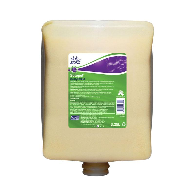 Deb GPF3L Gritty Foam 3.2Lt Cartridge