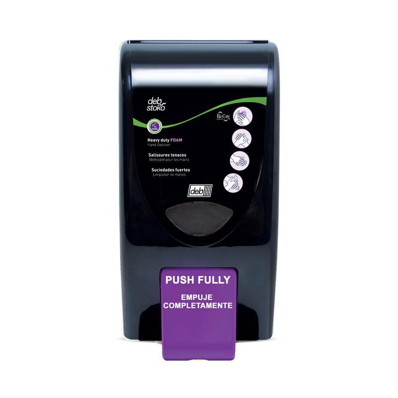 Deb GPF3LBLK Gritty Foam 3.25 Litre Dispenser - Black