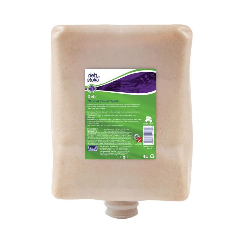Deb Natural Power Wash 4l