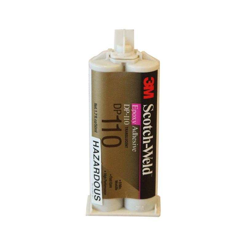3M Scotch-Weld EPX Adhesives DP110 CLEAR 50ml