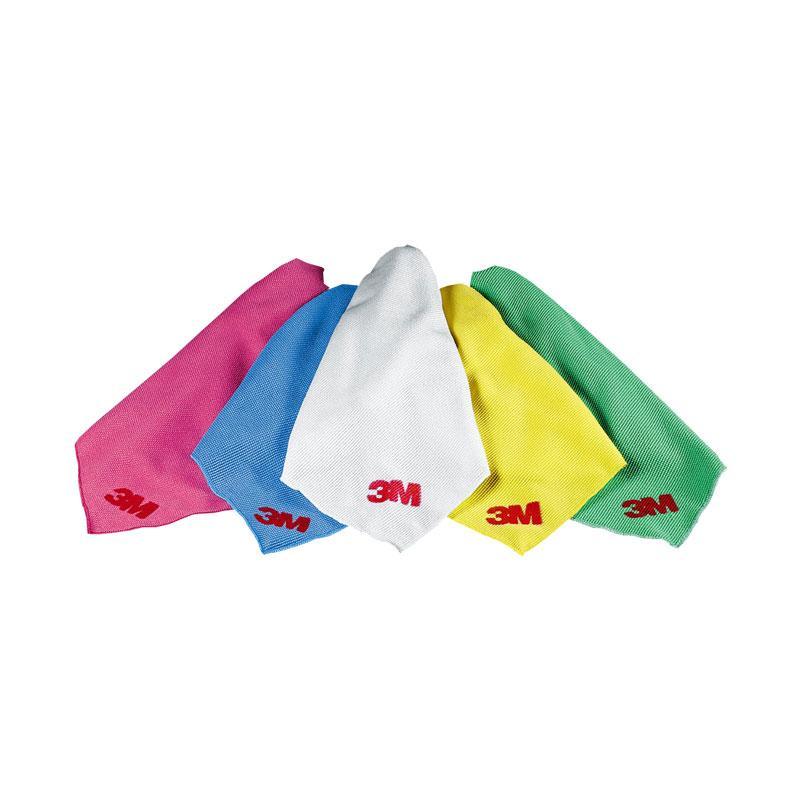 3M High Performance Cloth Assorted 300mmx320mm 40 per ctn