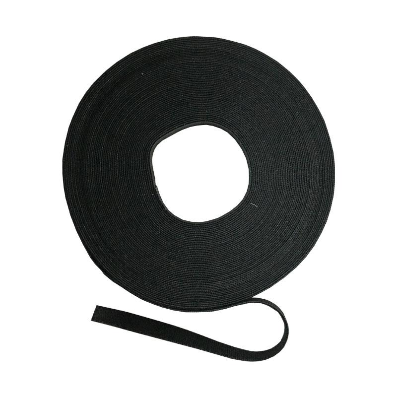 VELCRO Brand ONE-WRAP Straps BLACK 12mmx22.8m