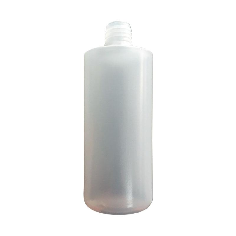Plastic Bottle Natural 500ml