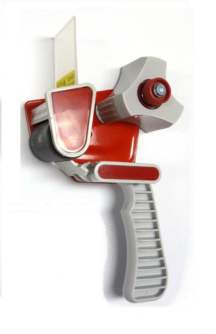PG50R Pistol Grip Dispenser 50mm Retractable Safety Blade