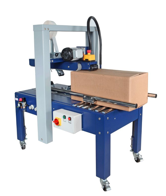 Advanced Carton Sealing and Erectoring Machines from Robopac