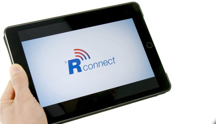 Take Complete Control of your Pallet Wrapper with RConnect!
