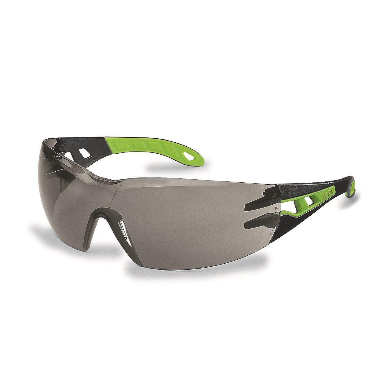 Uvex Pheos Safety Glasses Grey