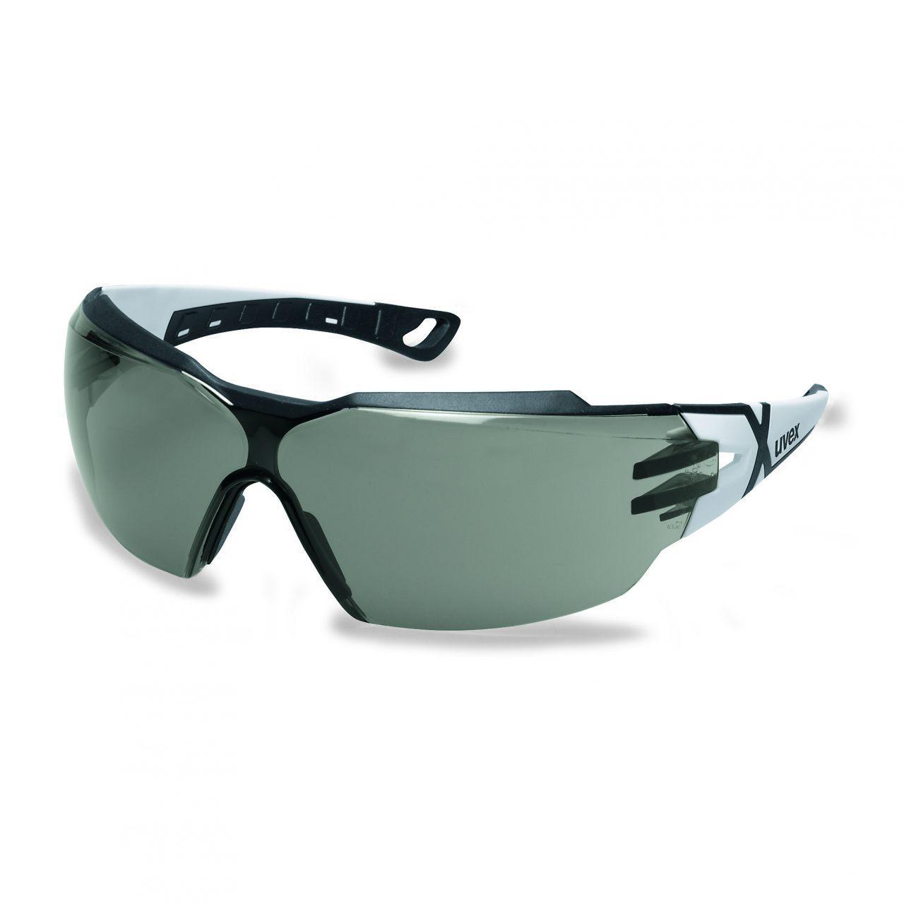 Uvex Pheos CX2 Safety Glasses Grey