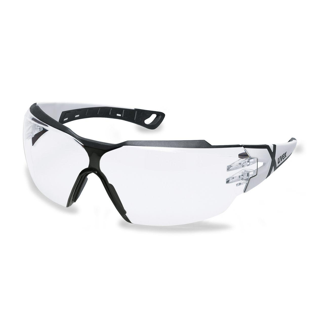 Uvex Pheos CX2 Safety Glasses Clear