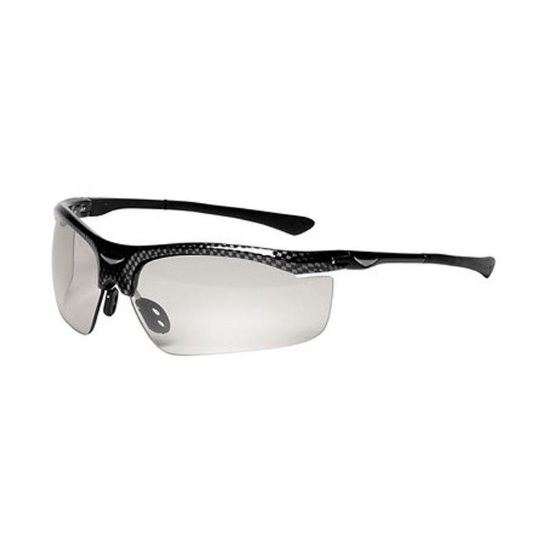 3M Photochromic Glasses 10423 Black Frame Transitioning Lens