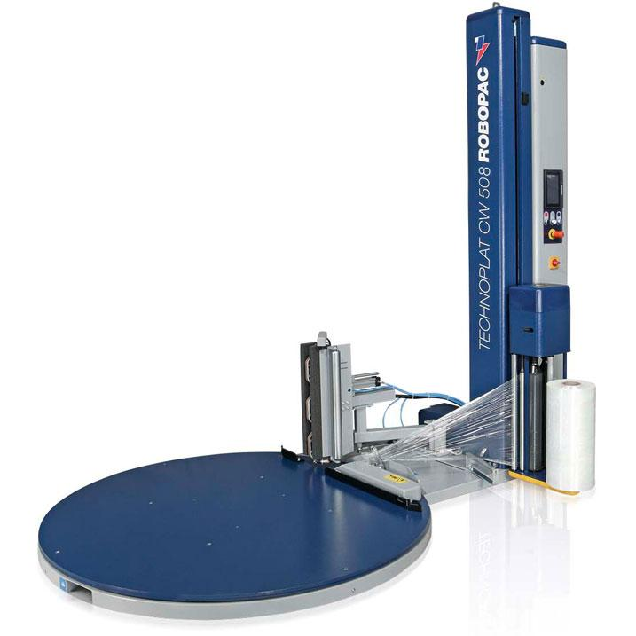 Robopac Stretch Wrapping Machines