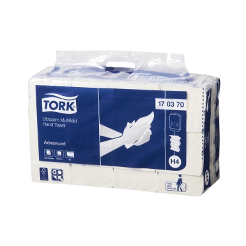 Tork Hand Towel Ultraslim Multifold 170370 20 per ctn