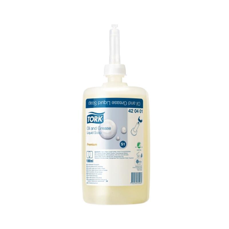 Tork Liquid Soap Premium Industrial 420401 1lt 6 per ctn