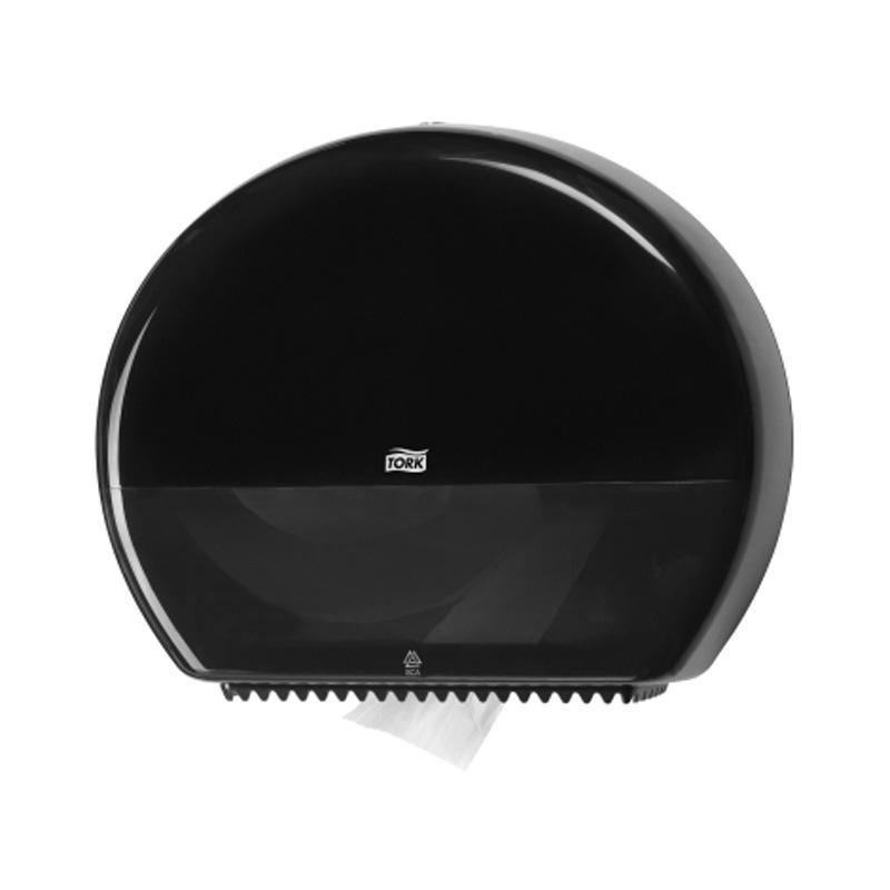 Tork Dispenser Toilet Paper Jumbo BLACK T1 554038