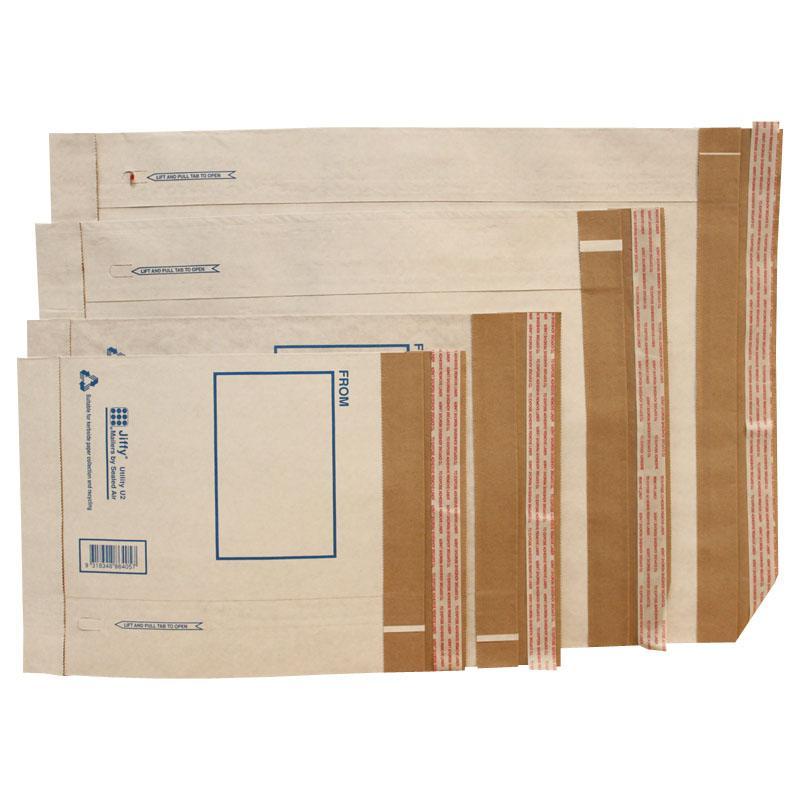 Sealed Air Jiffy Bag U5 265X380mm(200 per carton) *SELF SEAL