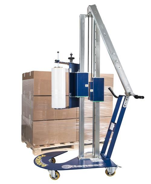 Maximise Productivity and Save Money with a State of the Art Stretch Wrapping Machine