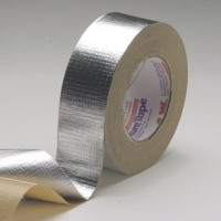 Venture Reinforced Aluminum Tape 1529CW 50mmx50m - Click for more info