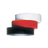 3M Temflex Electrical Tape 1610 19mmx20m WHITE 100 per ctn - Click for more info
