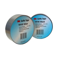 3M Value Duct Tape 1910C Black 48mm x 50m 24 per carton - Click for more info