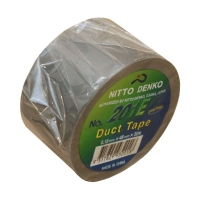 Nitto Premium PVC Duct Tape 201E GREY 50mmx30m - Click for more info