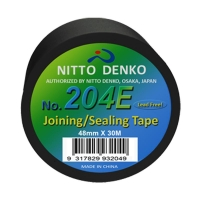 Nitto Premium PVC Duct Tape 204E BLACK 50mmx30m - Click for more info