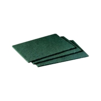 3M Scotch-Brite Economy Hand Pad 230 230mmx150mm - Click for more info