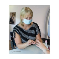 Pro-Val Face Mask Non Surgical Pleated Disposable 50 per box - Click for more info