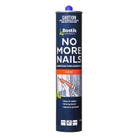 Bostik 662880 Z-Bond No More Nails Adhesive 320gm - Click for more info