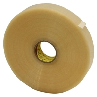 3M 309 Machine Tape CLEAR 48mmx1500m 6 per carton - Click for more info