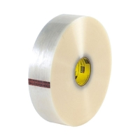 3M 371 Machine Tape CLEAR 48mmx1000m 6 per carton - Click for more info