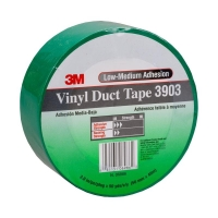 3M Vinyl Duct Tape 3903 Green 50mm x 45m 24 per carton - Click for more info