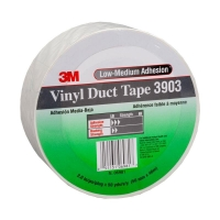 3M Vinyl Duct Tape 3903 White 50mm x 45m 24 per carton - Click for more info