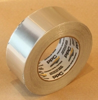 400F Soft Aluminum Foil Tape 24mmx45m - Click for more info