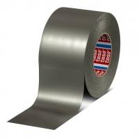 tesa 4258 PV1 Premium Grade PVC Silver Duct Tape 48mm x 50m - Click for more info