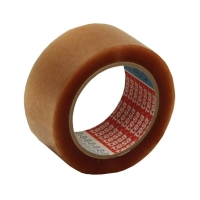 Tesa Packaging Tape 4263 CLEAR 38mmx100m 48 per carton - Click for more info
