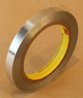 3M 431 Soft Aluminum Foil Tape 12mmx55m - Click for more info