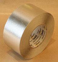 493 Reinforced Aluminum Tape 72mmx50m - Click for more info