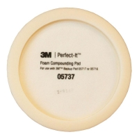 3M 5737 Perfect-It Compounding Pad WHITE - Click for more info