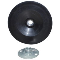 3M 7312 Fibre Disc Backup Pad Flat 100mm To Suit M10-1.50