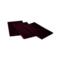 3M Scotch-Brite General Purpose Hand Pad 7447 230mmx150mm - Click for more info
