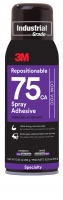 3M Repositionable Adhesive 75 276g - Click for more info