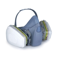 3M Half Face Respirator 7502 Medium - Click for more info