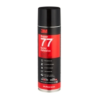 3M Super 77 Multi-Purpose Spray Adhesive - Click for more info